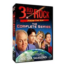 3rd Rock From the Sun: The Complete Series (17 Discs)
