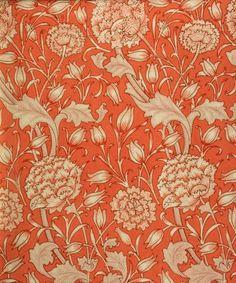 Wild Tulip wallpaper  William Morris (1834 - 1896)