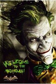 Batman Arkham - Joker