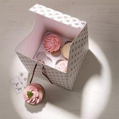 Cupcake, Decorative Boxes, Home Decor, Decoration Home, Room Decor, Cupcakes, Cupcake Cakes, Home Interior Design, Decorative Storage Boxes