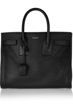 yves laurent handbags - Saint Laurent Classic Y Satchel In Black Leather | ysl.com- my ...