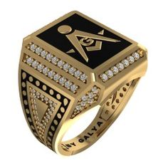 282 Best Masonic rings images in 2019 | Rings, Masonic jewelry