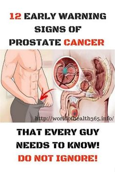 symptome cancer prostate homme