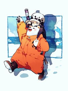 One Piece, Trafalgar Law, Bepo