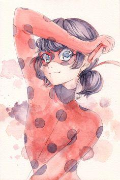 Ladybug by UsagiYogurt on DeviantArt