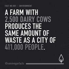 *sigh* Really? NO IT DOES NOT- Look here: http://skeptics.stackexchange.com/questions/23922/do-2500-cows-produce-more-waste-than-411000-people