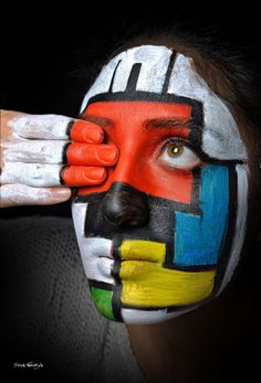 Piet Mondrian by ersin tozoğlu on 500px