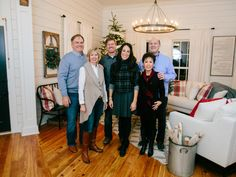 A Chip and Joanna Holiday Photo Album | HGTV's Fixer Upper With Chip and Joanna Gaines | HGTV