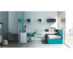 Dormitorio Juvenil Modelo Cube 9