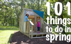 101 things to do with your kiddos this Spring...our #102:  Book your KH shoot :)
