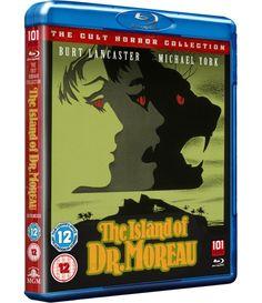 Island Of Dr Moreau (1977) (Blu-Ray). #islandofdrmoreau #bluray #movie