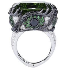 7 Deadly Sins ring (Envy)