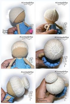 life 300 Model Amigurumi made and recipes crochet constructionAmigurumi is a knot art derived from the words Ami (made with crochet or skewer) and nuigurumi (stuffed toy).Melena Amigurumi - Decor Tips 2019 Crochet Amigurumi, Crochet Doll Pattern, Amigurumi Patterns, Amigurumi Doll, Doll Patterns, Crochet Patterns, Amigurumi Tutorial, Crochet Eyes, Diy Crochet