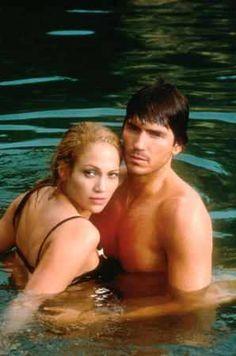 """Jim Caviezel & Jennifer Lopez in """"Angel Eyes """""""