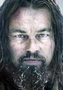 Leonardo DiCaprio as Hugh Glass in The Revenant. We pit The Revenant vs. the True Story: http://www.historyvshollywood.com/reelfaces/revenant/