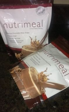 USANA Nutrimeal Review: Chocolate Whey