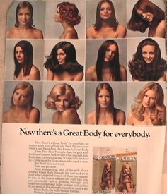70's Hair trends