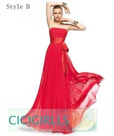Long Formal Evening Dress Party Prom Ball Bridesmaid Wedding Dresses Custom Size | eBay - D