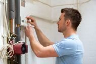Furnace maintenance by professionals at Universal Plumbing and Heating in Vancouver. Furnace Maintenance, Heating Furnace, Wood School, Green Jobs, Spa, About Climate Change, Electricity Bill, Sky News, Heat Pump