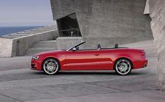 2013 Audi S5 Cabriolet Side Photo 10