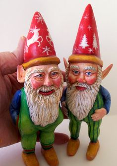 Light and Shadow studio.....love these elves soooooo cute !!