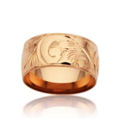 ❤️a classic beauty available in any width in rose, white or yellow...❤️ #goldband #wedder #pinky #gold #rosegold #portfairy #portfairyjeweller #greatoceanroad #shoplocal #valentinesday    #Regram via @loveleskesjewellers