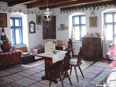 A családi kiállítás elődeink munkáival Country House Design, Rustic Cottage, Interior Decorating, Interior Design, Design Case, Interior Inspiration, Sweet Home, Shabby Chic, Hungary
