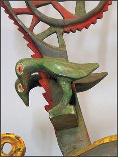 Bala Kono Kun, 'Head of the River Bird'.