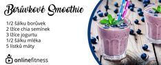 3 denní smoothie detox, který tě dostane zase do formy | Blog | Online Fitness
