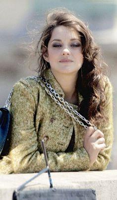 Marion est si magnifique ♥