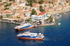 Dodekanisos Seaways Photo Gallery