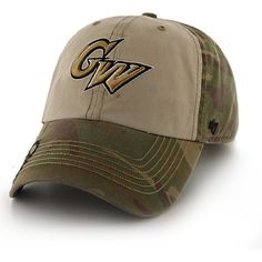 Product: George Washington University Operation Hat Trick Gordie Howie Cap