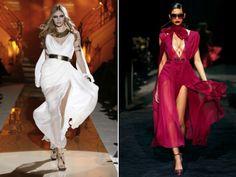 #diaphonous, #dresses, #color, #white, #glamour