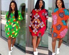 African Fashion Ankara, Latest African Fashion Dresses, African Print Fashion, Africa Fashion, African Bridesmaid Dresses, Short African Dresses, African Print Dresses, Nigerian Dress Styles, Ankara Stil