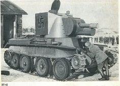 BT 42 finnish assault gun
