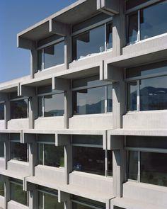 Giraudi Radczuweit Architetti, Durisch + Nolli, Daniela Droz & Tonatiuh Ambrosetti · Centro Scolastico Nosedo