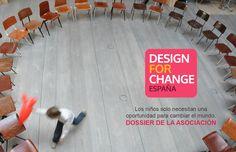 Artículo explicativo sobre el Design for Change donde podemos leer acerca de su ideario, actividades y proyectos que realizan así como su presencia en España. DFC_Spain  #EjemploPractico #SistemaEducativo #DesingForChange  #España