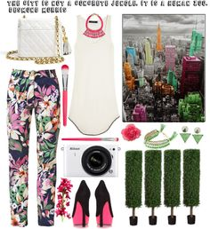 """Urban Jungle"" by gokarm on Polyvore"