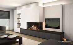 Design TV-meubel - Van Raemdonck Haarden
