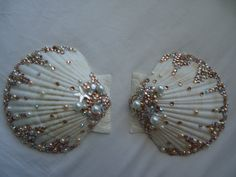 Custom Mermaid Shell Bra