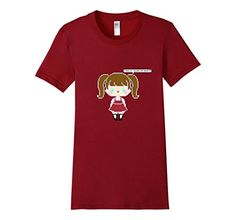 Women's Time for Anime , cute,Pig Tails Girl T Shirt
