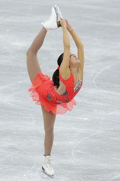 RIFU, JAPAN - NOVEMBER 23:  Mao Asada of Japan competes in the Ladies Short Program during day one of the ISU Grand Prix of Figure Skating NHK Trophy at Sekisui Heim Super Arena on November 23, 2012 in Rifu, Japan.