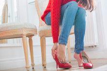 【スクワットは脚やせに効果的?】  ○スクワットで脚が太くなった、 ○スクワットで脚が引き締まった! など50%50%と言える脚やせへの効果。