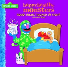Good Night, Tucked in Tight (All About Sleep) (Sesame Street) by Naomi Kleinberg,Barry Goldberg, Click to Start Reading eBook, Grover and Elmo teach toddlers and their parents all about getting a good night's  sleep. In the guis
