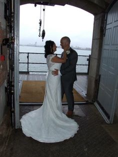 Spitbank Fort Wedding