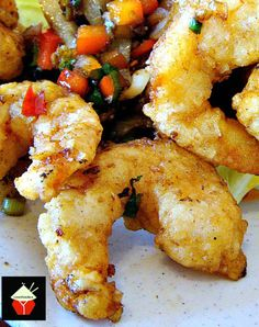 Chinese Garlic Shrimp is a wonderful quick and easy recipe with terrific flavors. Chinese Garlic Shrimp is a wonderful quick and easy recipe with terrific flavors! Serve as an appet Shrimp Dishes, Fish Dishes, Main Dishes, Shrimp Appetizers, Chinese Appetizers, Shellfish Recipes, Seafood Recipes, Cooking Recipes, Drink Recipes
