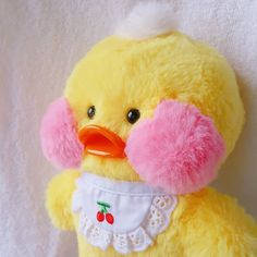 〔♡〕𝕡𝕚𝕟𝕥𝕖𝕣𝕖𝕤𝕥: 𝕞𝕒𝕥𝕔𝕙𝕒𝕓𝕦𝕦𝕟𝕪 Cute Ducklings, Duck Toy, Baby Icon, Kawaii Shop, Cute Toys, Mochi, Plushies, Iphone Wallpaper, Kitty