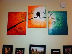 painting ideas canvas - Stunning Acrylic Painting Ideas Every ...