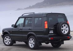 2003 land rover discovery looks like the one I use to own....want another one!