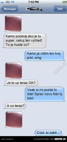 Keď si dvaja píšu, tretí sa smeje :))) http://www.funradio.sk/novinky/27056-ked-si-dvaja-pisu-treti-sa-smeje/